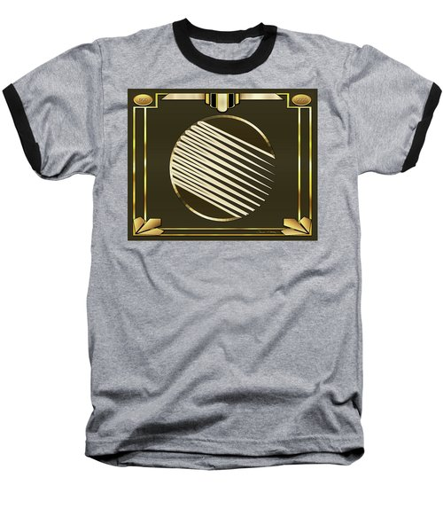Mocha 1 - Frame 1 Baseball T-Shirt