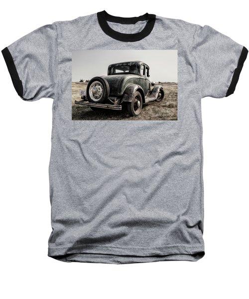 Model A Baseball T-Shirt
