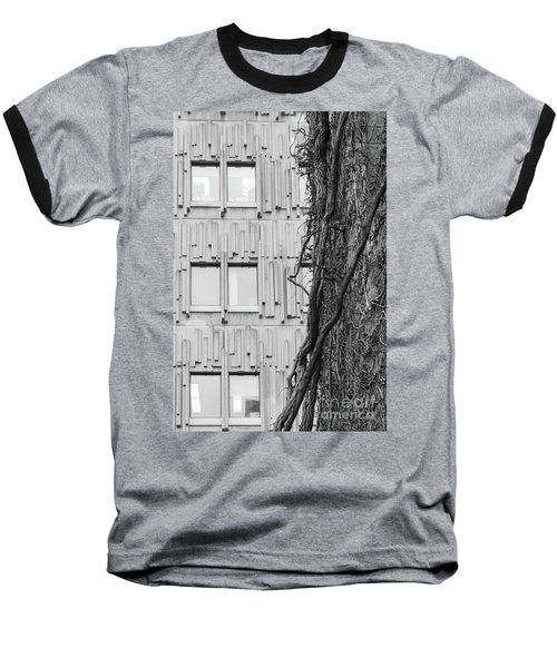 Modern And Nature Baseball T-Shirt