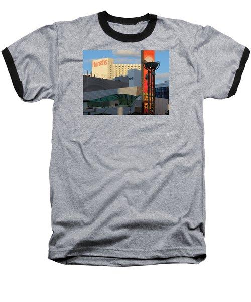 Modern Architecture Baseball T-Shirt