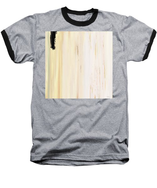 Modern Art - The Power Of One Panel 3 - Sharon Cummings Baseball T-Shirt
