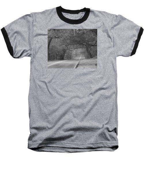 Modern Day Sleepy Hollow Baseball T-Shirt by Lamarre Labadie