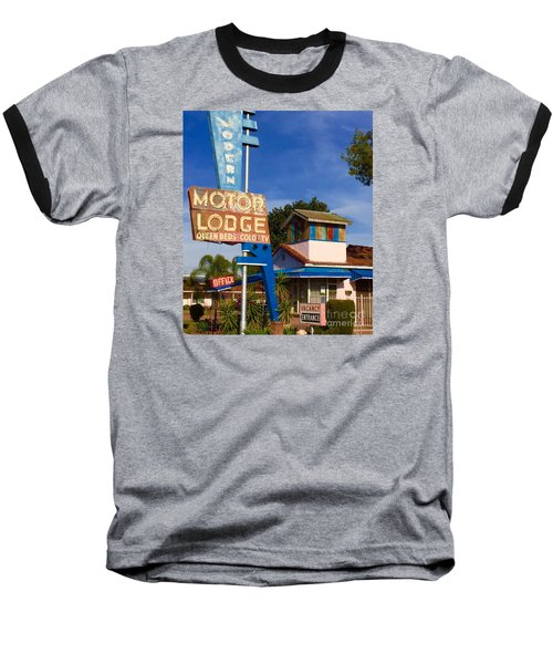 Modern In Lodi Baseball T-Shirt