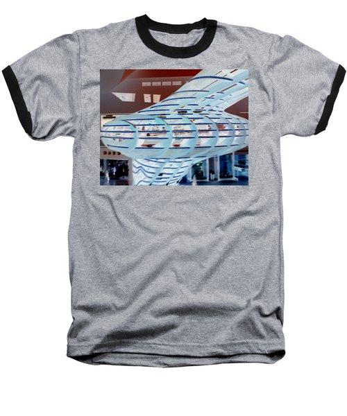 Modern Mall Baseball T-Shirt