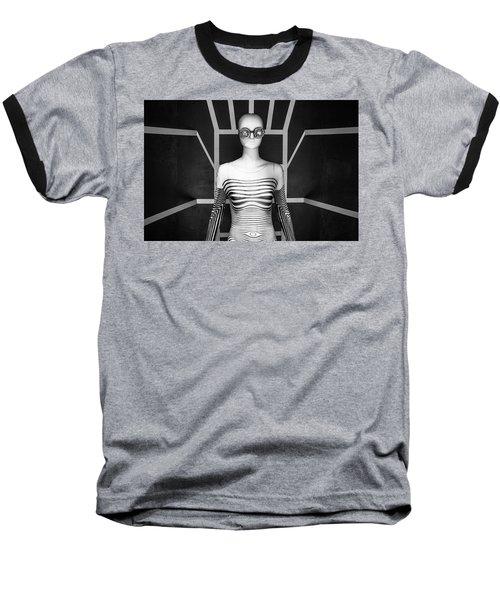 Modern  Baseball T-Shirt by Scott Meyer