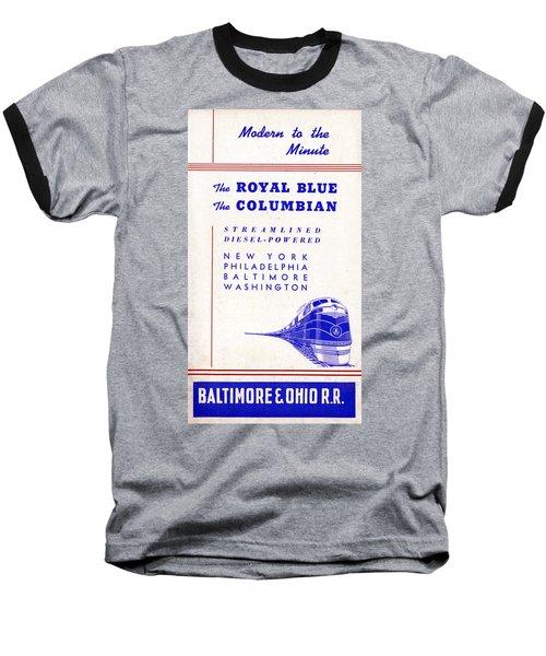 Modern To The Minute Baseball T-Shirt