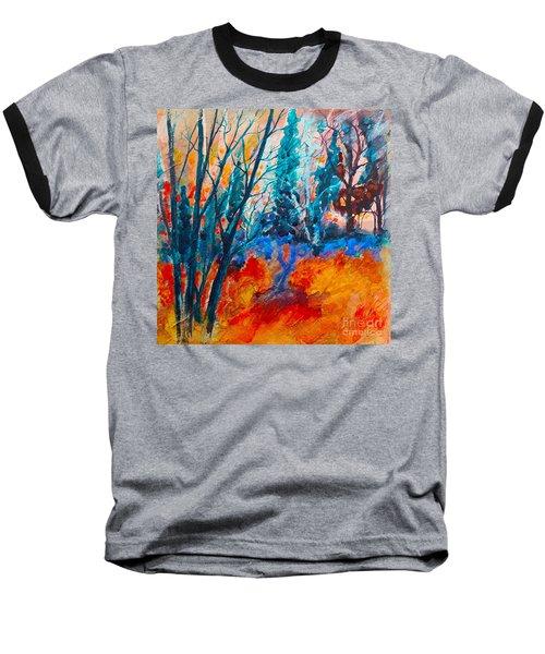 Modern Woods Baseball T-Shirt