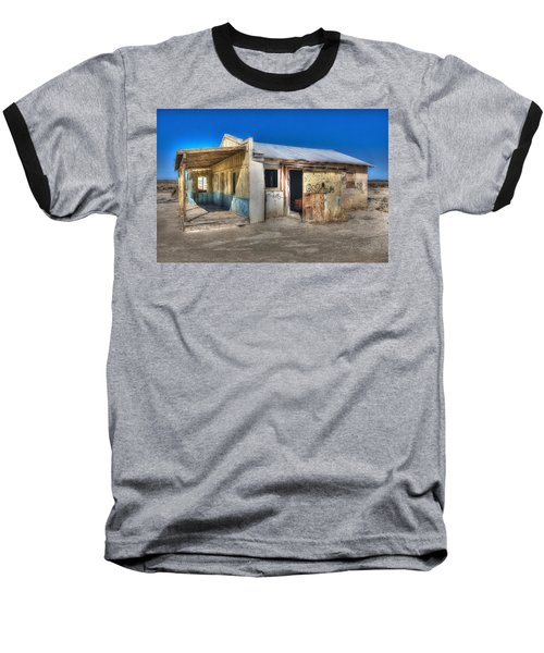 Mojave Times Baseball T-Shirt