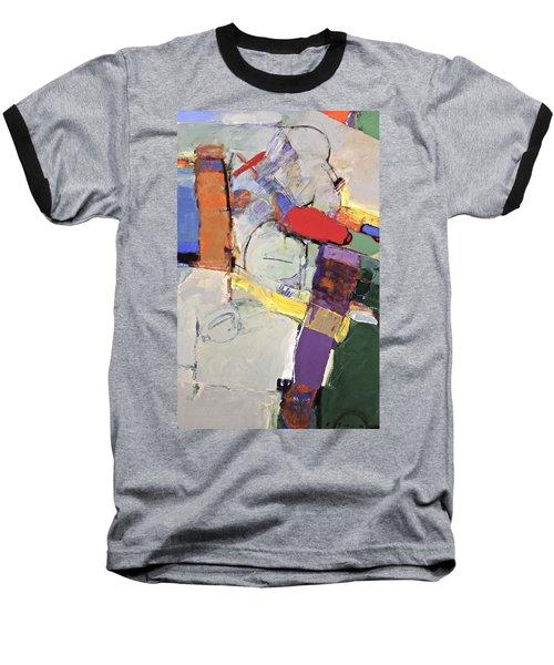 Mojo Rizen Via La Woman Baseball T-Shirt