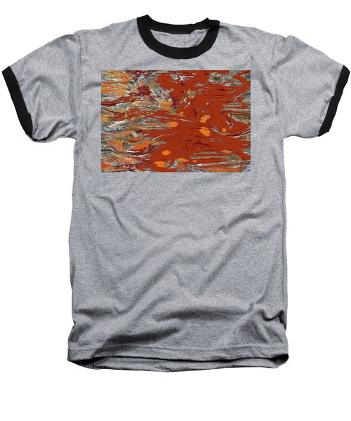 Molten Earth Baseball T-Shirt