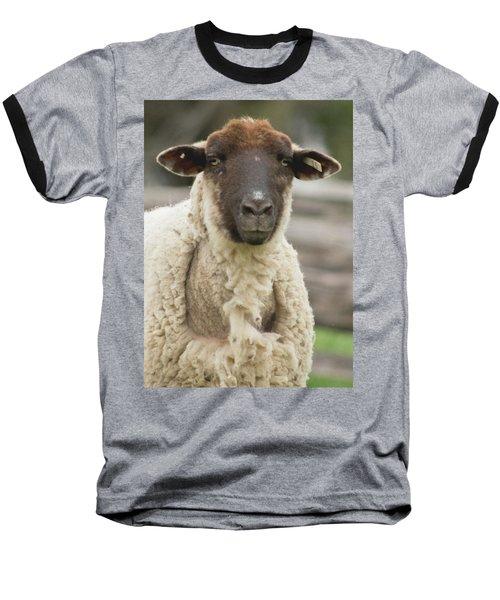 Moma Sheep Baseball T-Shirt