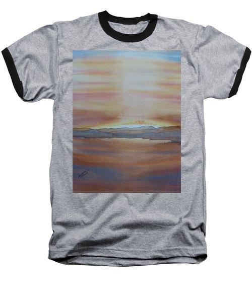 Moment By The Lake Baseball T-Shirt