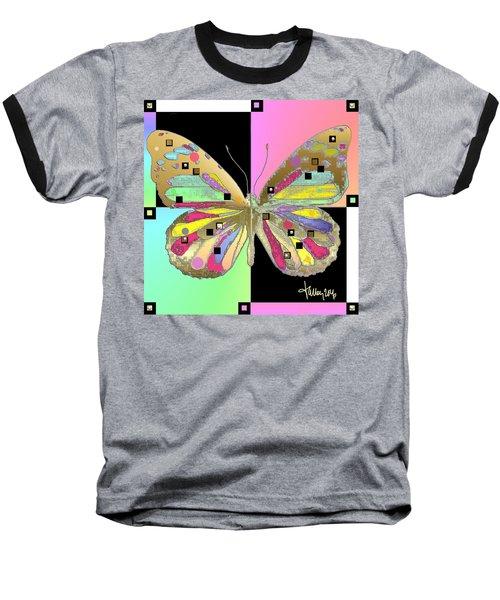 Moment Of Transformation II Baseball T-Shirt