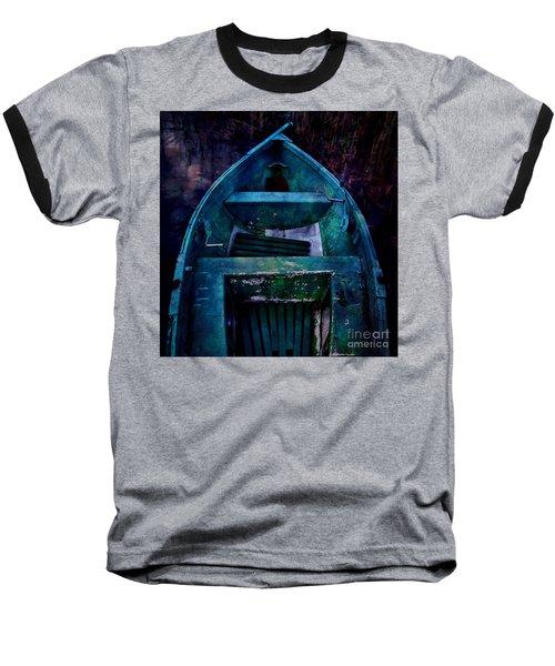 Momentarium Baseball T-Shirt by Agnieszka Mlicka