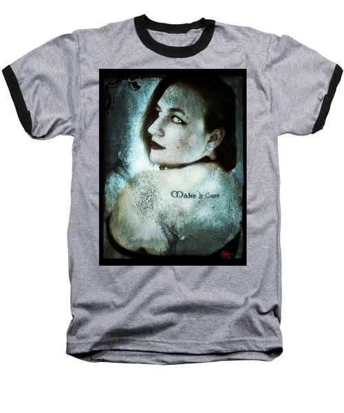 Mona 1 Baseball T-Shirt