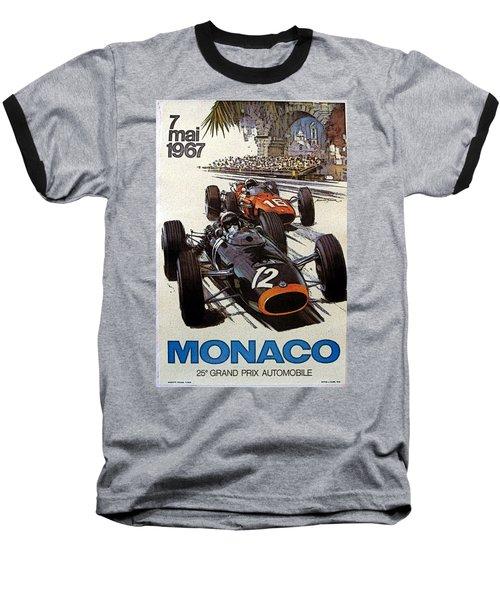 Monaco 67 Baseball T-Shirt