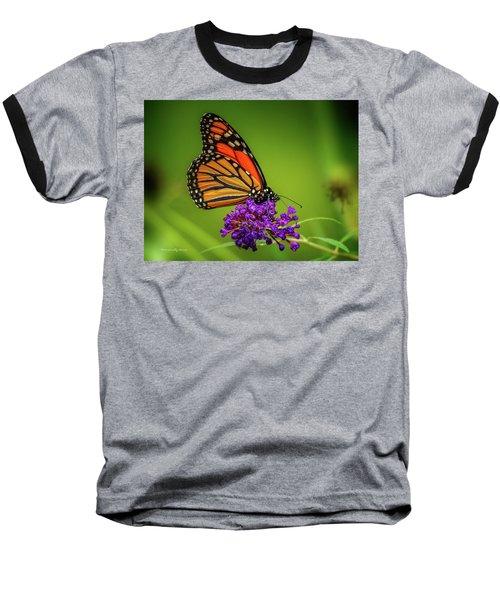 Monarch #1 Baseball T-Shirt