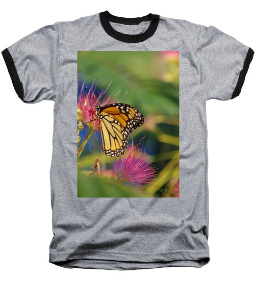 Monarch 2 Baseball T-Shirt
