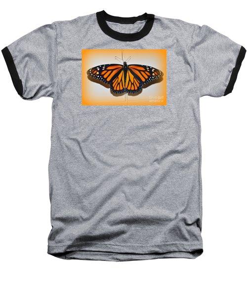 Monarch Beauty Baseball T-Shirt