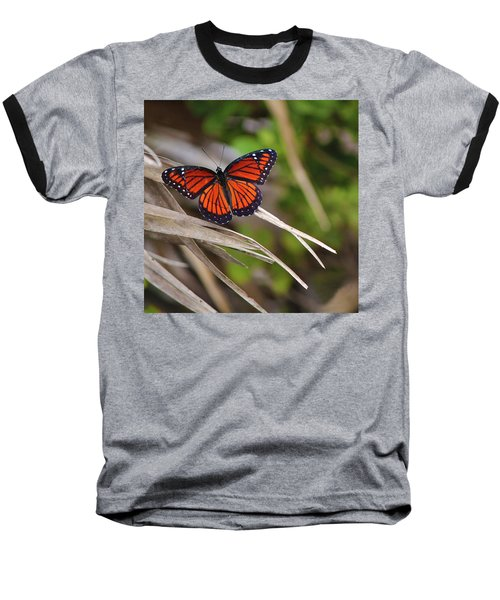 The Monarch  Baseball T-Shirt