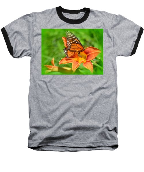 Monarch Minutes Baseball T-Shirt
