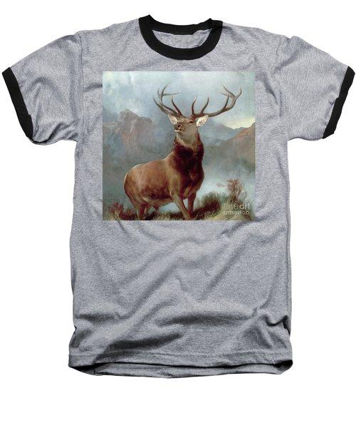 Monarch Of The Glen Baseball T-Shirt
