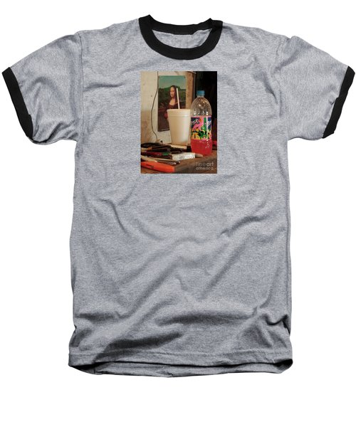 Baseball T-Shirt featuring the photograph Monas Sodas by Joe Jake Pratt