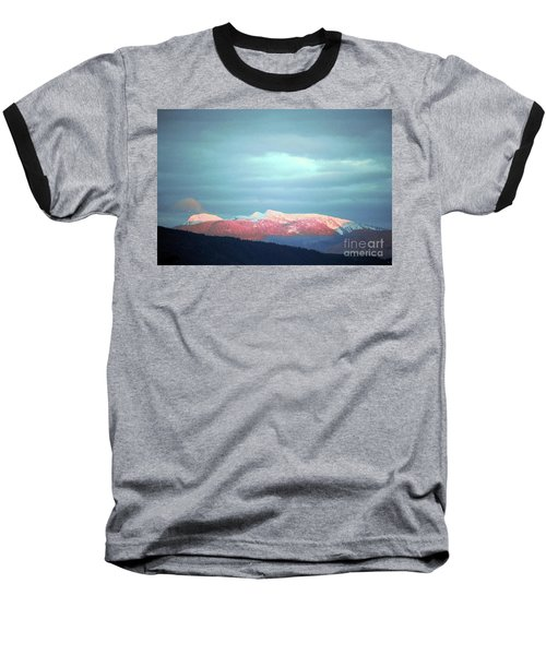Monashee Sunset Baseball T-Shirt