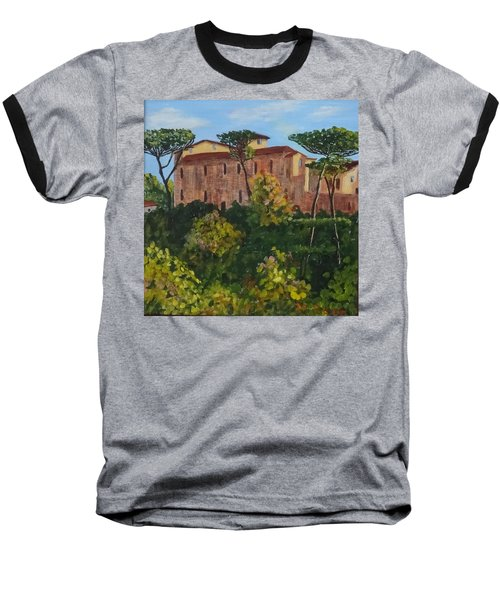 Monastero Baseball T-Shirt