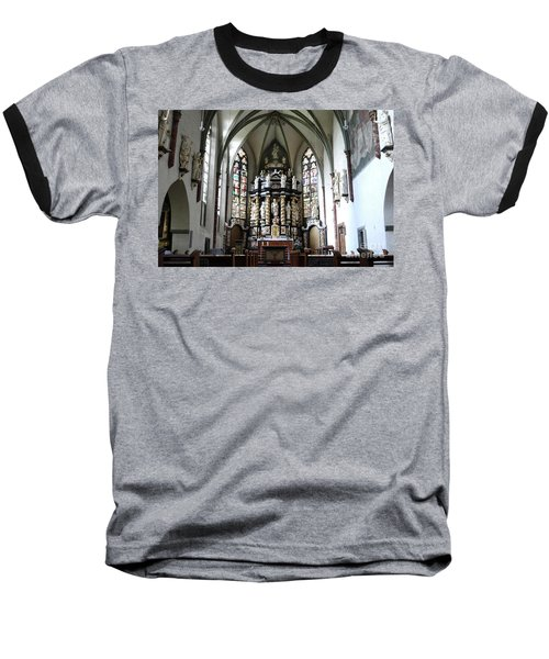 Monastery Church Oelinghausen, Germany Baseball T-Shirt
