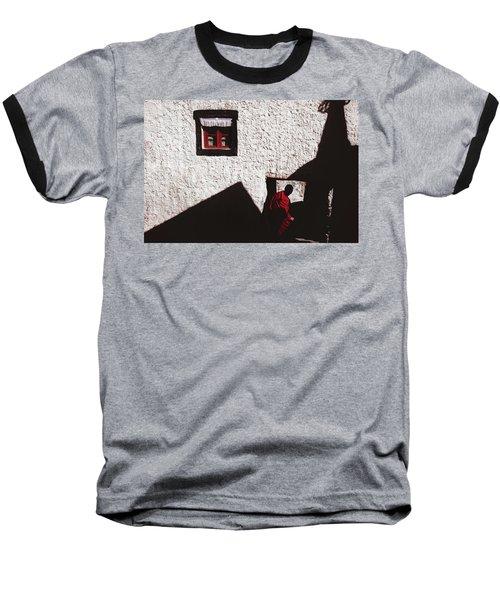 Monastery Baseball T-Shirt