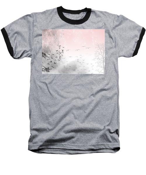 Mondays Baseball T-Shirt by Trilby Cole