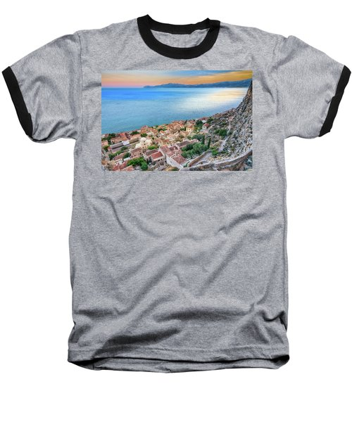 Monemvasia / Greece Baseball T-Shirt