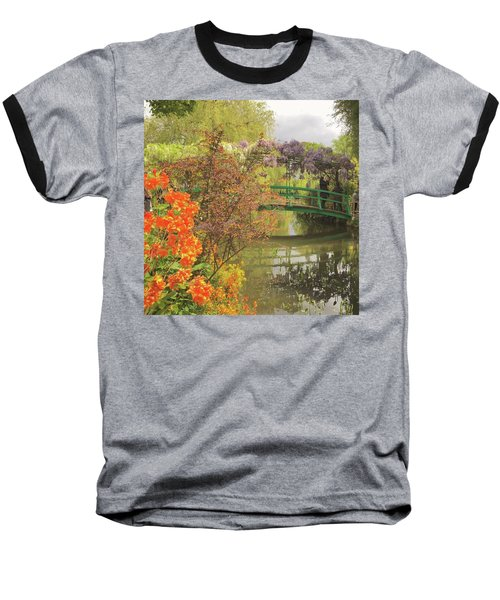 Monet Park Baseball T-Shirt