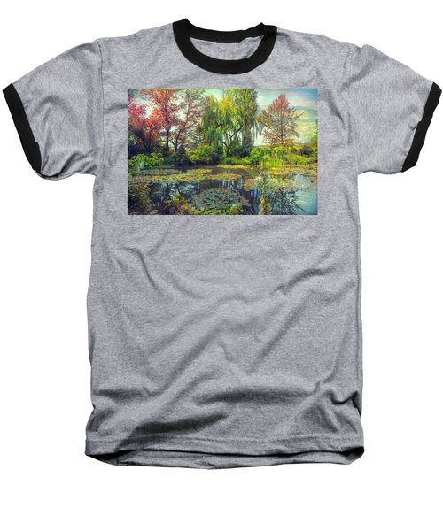 Monet's Afternoon Baseball T-Shirt
