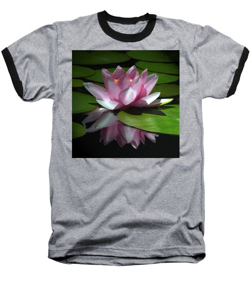 Baseball T-Shirt featuring the photograph Monet's Muse by Marion Cullen