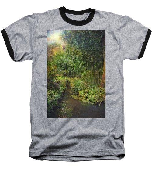 Monets Paradise Baseball T-Shirt