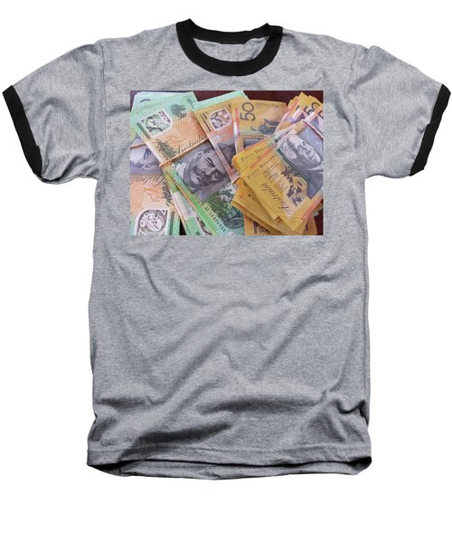 Money Baseball T-Shirt