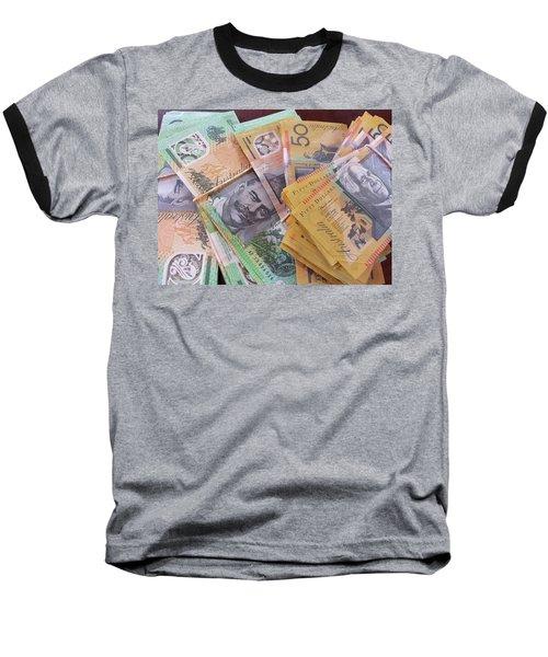 Money Baseball T-Shirt