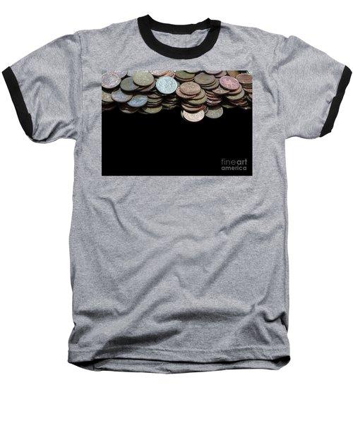 Money Games Baseball T-Shirt