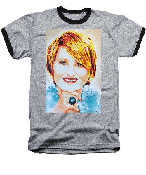 Monica Baseball T-Shirt