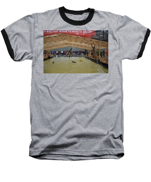Monkey Bars Baseball T-Shirt