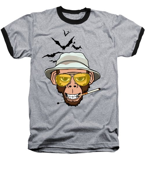 Monkey Business In Las Vegas Baseball T-Shirt