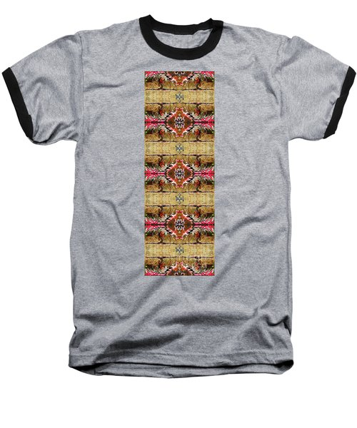 Monkey Pose Hanumanasana Yoga Baseball T-Shirt