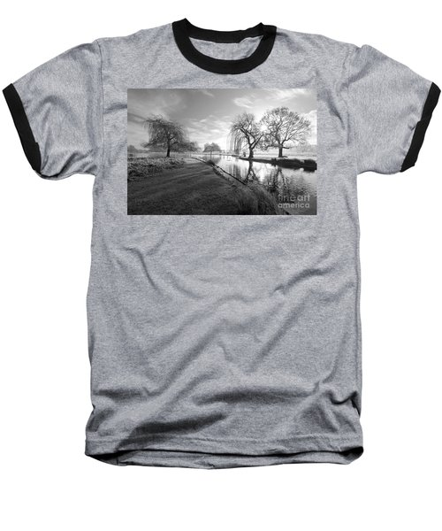 Mono Bushy Park Uk Baseball T-Shirt