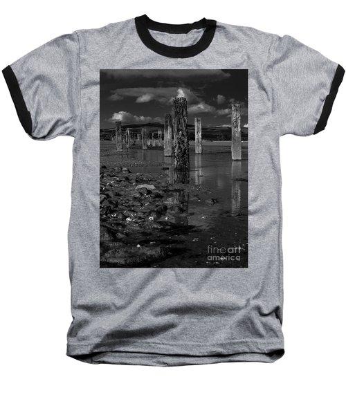 Mono Groynes 3 Baseball T-Shirt