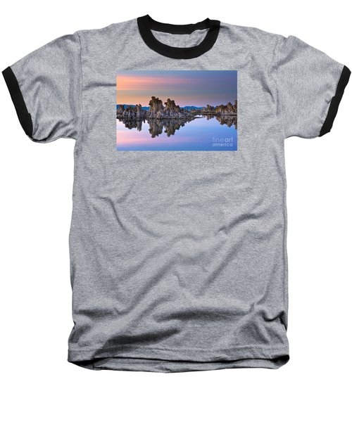 Mono Lake #2 Baseball T-Shirt
