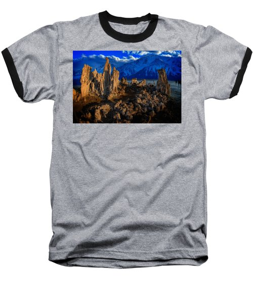 Mono Lake Baseball T-Shirt