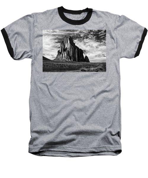 Monolith On The Plateau Baseball T-Shirt by Jon Glaser