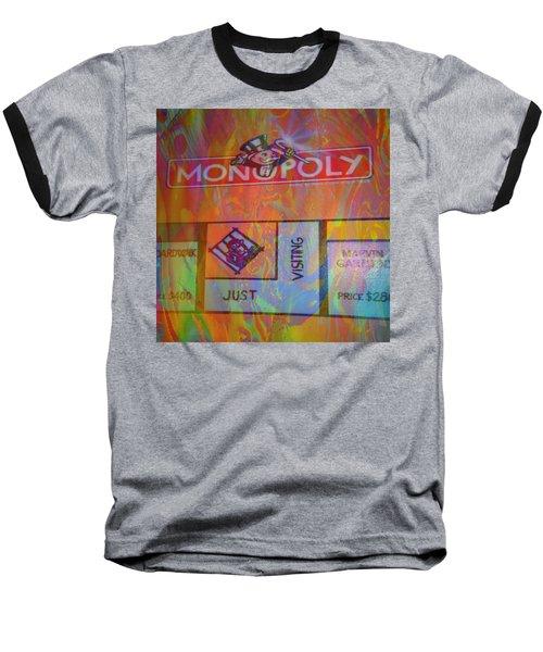 Monopoly Dream Baseball T-Shirt